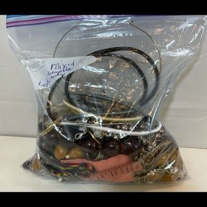 VTG To Now Mixed Wearable Jewelry Lot 4 1/4 lbs.